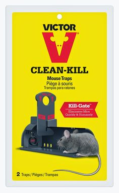 Inside My Head..: Fall Pest Control from @VictorPest #CleanKillMouseTrap Review + #Giveaway