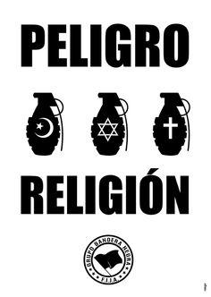 Danger: Religion!