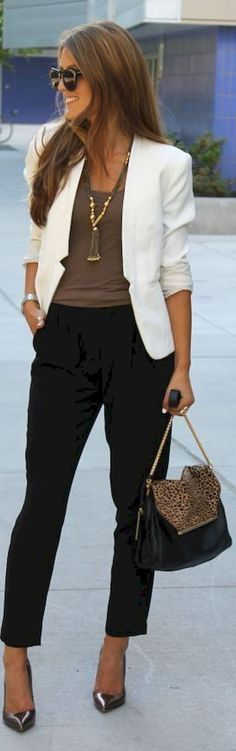 25 Best Business Casual Outfit Ideas for Women