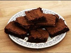 Healthy Chocolate Protein Brownies - Lean Body Lifestyle