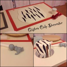 #cake #tutorial #gistera #gisteracakedecorator #caketutorial