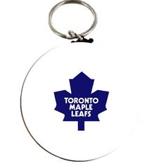 NHL Toronto Maple Leafs Keychain 2.25| www.balligifts.com Toronto Maple Leafs, Nfl Sports, Nhl, Personalized Items