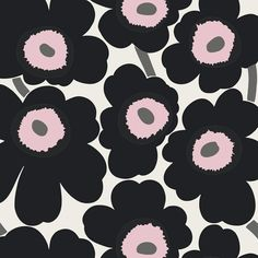 Unikko, designed by Maija Isola in in its new spring colourway. Cool Wallpaper, Iphone Wallpaper, Marimekko Wallpaper, Motif Vintage, Textile Patterns, Background Patterns, Pattern Art, Cool Art, Backdrops