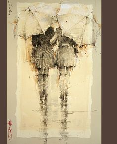 Andre Kohn, Drawing series