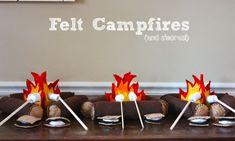 Felt Campfires (and