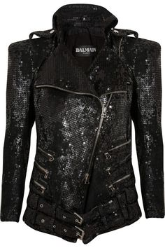 Great sequined jacket