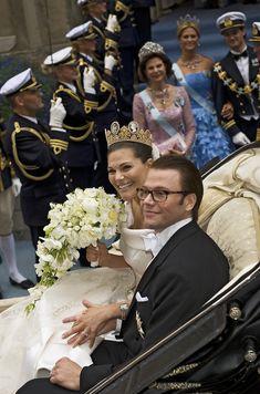 Princess Victoria Wedding Of Swedish Crown Daniel Westling Ceremony