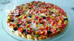 Stale Bread Pizza (Real) - Stale Bread Pizza (Like the truth) Turkish Recipes, Italian Recipes, Ethnic Recipes, Italian Foods, Marry Me Chicken Recipe, Italian Chicken Dishes, Stale Bread, Oven Chicken, Breast Recipe