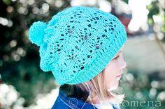 Ravelry: Kiss of Frost Hat pattern by Elena Nodel