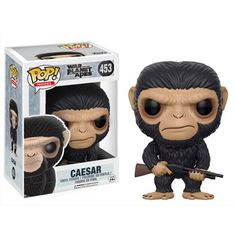 (affiliate link) War for the Planet of the Apes Caesar Pop! Vinyl Figure