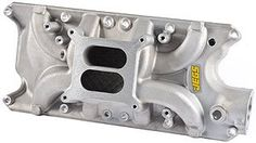 JEGS Intake Manifold for Small Block Ford (except Boss) Performance Parts, Boss, Engineering, It Cast, Car Stuff, Windsor, Lighter, Runners, Tuesday