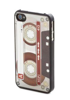Cassette the Standard iPhone 5 Case, #ModCloth