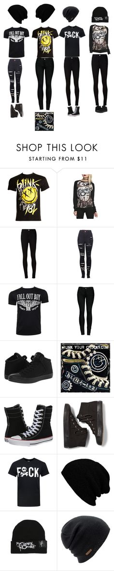 """Squad Warped Tour Outfits"" by nosoulnoproblem ❤ liked on Polyvore featuring AG Adriano Goldschmied, 2LUV, Converse, Keds and Coal"