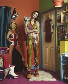 Wannabe. Inspired by The Spice Girls (ODDA Magazine)