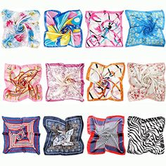 BMC Fashionable Chic 12pc Mixed Floral Fun Patterns and Colors Womens Scarf Accessory Set *** Read review @ http://www.passion-4fashion.com/clothing/bmc-fashionable-chic-12pc-mixed-floral-fun-patterns-and-colors-womens-scarf-accessory-set/?fg=130716023821