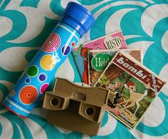 View Master, mine was white and red