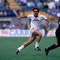 14.05.1989, Stadio Meazza, Milano..Serie A, FC Internazionale v US Lecce.Pedro Pasculli - Lecce.©JUHA TAMMINEN