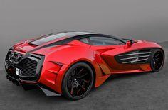 $2 Million-Laraki Epitome 1,750 hp.