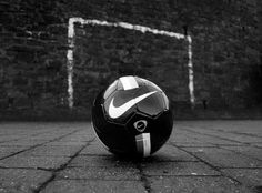 if you dont have a proper goal or turf make your'e own with what you have because you LOVE SOCCER!!!!!!!!