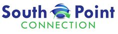 Logo for South Point Connection. Design by Dalitopia.
