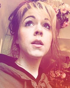 "(@rioburak) på Instagram: ""She is such a cutie ❤ #lindseystirling"""