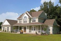 Four or Five-Bedroom Home Plan - 6538RF thumb - 01