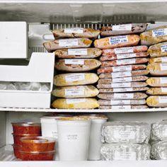 これからのアツい季節には見逃せない保存方法の冷凍テク。上手く使えば調理時間を短縮することも出来ちゃいます!