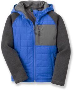REI Myka Sweater Fleece Jacket - Boys\'