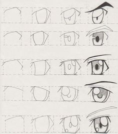 Manga Tutorial Male Eyes 01 by FutagoFude-2insROID.deviantart.com ...
