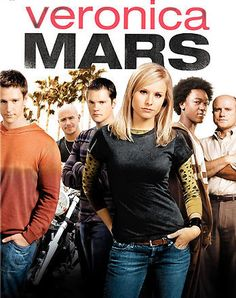 Veronica Mars (Season 2 promo...Personally, I think that was when the show ended.  The actual last season didn't do it for me.)