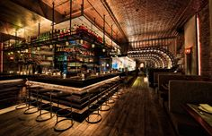5 Under-the-Radar NYC Spots to Drink, Dine, and Be Seen. A cliff notes city guide.
