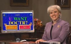 """It's been said that every joke has some truth behind it - but even the cast of 'Saturday Night Live' could not know how close they came to the truth in last week's skit lampooning the Obamacare website...  """"Millions of Americans are visiting healthcare.gov, which is great news,' McKinnon said. 'Unfortunately, the site was only designed to handle six users at a time.'"""""""