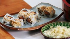 How to Make a Crunch Roll | Sushi Lessons