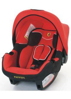 Scaun Auto Ferrari BeOne SP cu centura de prindere in trei puncte, potrivita pentru o siguranta deosebita a celui mic atunci cand calatoriti impreuna cu el in masina. Beneficiaza de protectie laterela sporita iar husa este captusita cu o extra captuseala moale. Este un produs conform cu standardele Europene de Calitate ECE R44/04.