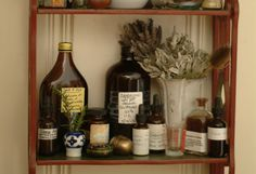 tutorial - herbal medicine tincture