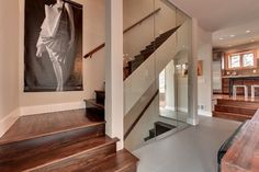 Minneapolis Remodel - contemporary - staircase - minneapolis - Spacecrafting / Architectural Photography