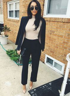outfit para trabajar