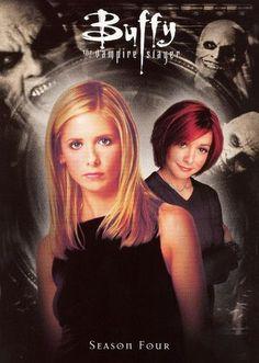 Buffy the Vampire Slayer: Season 4 [6 Discs] [DVD]