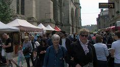 A Reims, les Fêtes Johanniques célèbrent l'Histoire de France.