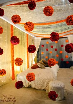 Wedding Decoration Ideas Budget Colors - indian wedding decorations on a budget - wedding dec. - Wedding Decoration Ideas Budget Colors – indian wedding decorations on a budget – wedding decor - Desi Wedding Decor, Wedding Decorations On A Budget, Wedding Mandap, Diwali Decorations, Flower Decorations, House Decorations, Wedding Ideas, Wedding Snacks, Low Budget Wedding
