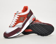 #NewBalance 1500 BRT Red Made in UK #sneakers
