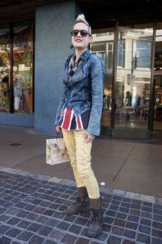 CLR Street Fashion: Lauren in Los Angeles
