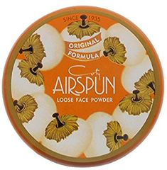 Amazon.com : Coty AirSpun Face Powder 070-41 Extra Coverage, 2.3 Ounce : Face Powders : Beauty