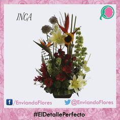 El regalo perfecto para la persona perfecta. #EnviandoFlores #UnHermosoDetalle #UnaOcasionEspecial #LasFloresPerfectas  Visita nuestra pagina: http://ift.tt/28ZnP63