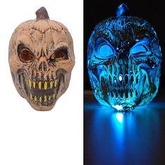 Party Packs | Amazing Evil Pumpkin Light Up - 22.9cm