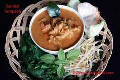Tempe in Spicy Coconut Sauces