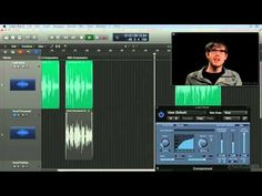 (4) Logic Pro tutorial: Using compression to even out a vocal performance | lynda.com - YouTube Logic Pro Tutorial, Human Voice, Logic Pro X, Youtube, Youtubers, Youtube Movies
