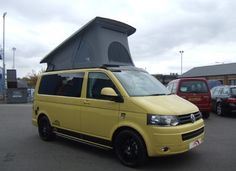 Sport Birchover Pop Top h25 - New Campervans - Hillside Leisure