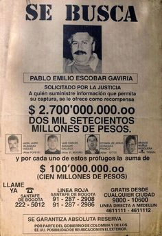 'Nobody is ever going to tell you': 3 theories regarding who killed 'The King of Cocaine' Pablo Escobar Pablo Escobar Poster, Pablo Escobar Frases, Don Pablo Escobar, Pablo Escobar Death, Pablo Emilio Escobar, Narcos Escobar, Narcos Pablo, Fille Gangsta, Mafia Gangster