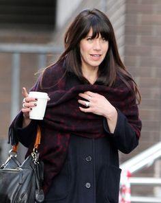 Caroline Catz will return as the Doc's wife Louisa, but can he win her back? [ITV]